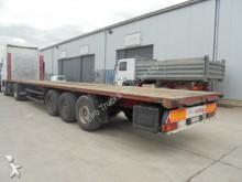 used Kögel flatbed semi-trailer