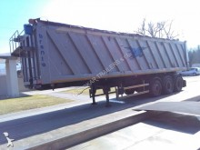 used Brenta tipper semi-trailer
