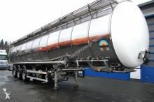 used Burg food tanker semi-trailer