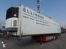 used Menci refrigerated semi-trailer