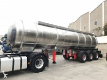 used Parcisa tanker semi-trailer