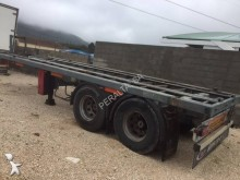 used Invepe container semi-trailer