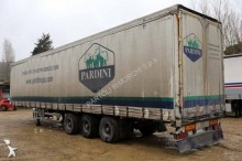 Zorzi Semirimorchio, Centinato Francese, 3 assi, 13.60 m semi-trailer
