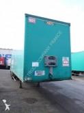 used General Trailers box semi-trailer