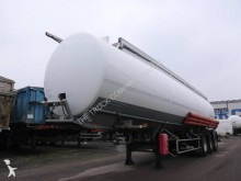 used oil/fuel tanker semi-trailer