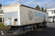 used Schmitz Cargobull sliding tarp system tarp semi-trailer