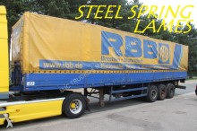 Bunge 3-ess LAMES - BACHER + RIDELLES / STEEL SPRING - semi-trailer