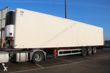 SOR CARRIER - 2m55 HIGH inside - BPW - FULL CHASSIS semi-trailer