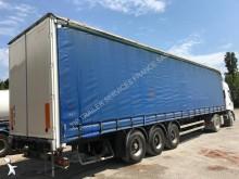 Fruehauf RIDEAUX COULISSANT 2.70 M semi-trailer