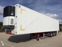 used Mirofret refrigerated semi-trailer