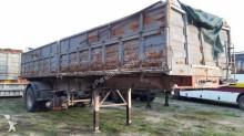 used Carsul tipper semi-trailer