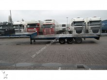 used Pacton heavy equipment transport semi-trailer