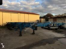 used Asca container semi-trailer