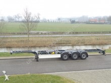 Renders Euro 915 Multi Chassis / BPW / Extendable semi-trailer