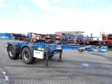 Krone ADR, 20FT, BPW semi-trailer