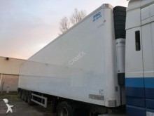 used Lamberet mono temperature refrigerated semi-trailer