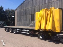 used Doll flatbed semi-trailer