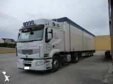 Stas Fond mouvant STAS semi-trailer