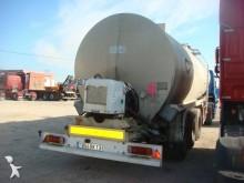 used Tar tanker semi-trailer