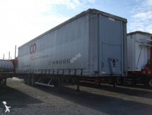 used Coder tautliner semi-trailer