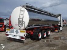 Magyar INOX 3 ESS S/L 31000L MONOCUVE CALORIFUGE semi-trailer