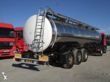 used BSLT food tanker semi-trailer