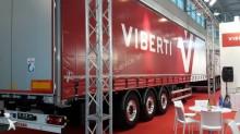 new Viberti tautliner semi-trailer