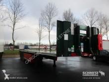 used Schmitz Cargobull flatbed semi-trailer