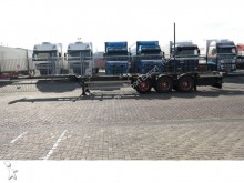 used Groenewegen container semi-trailer