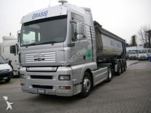 used MAN tipper semi-trailer