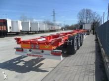 new Kässbohrer container semi-trailer