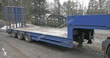 used Müller-Mitteltal heavy equipment transport semi-trailer