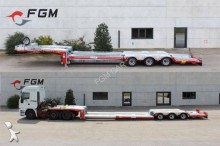 new FGM car carrier semi-trailer