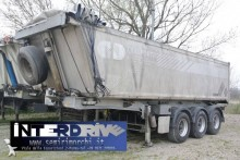 used Menci cereal tipper semi-trailer