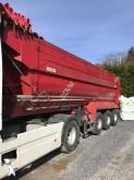 used Kaiser scrap dumper semi-trailer