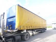 used SDC tautliner semi-trailer
