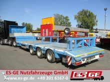 used ES-GE heavy equipment transport semi-trailer