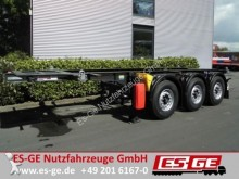 used Krone chassis semi-trailer