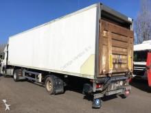 Lamberet BPW assen + laadklep semi-trailer