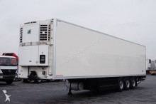 used Schwarzmüller refrigerated semi-trailer