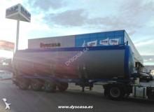 used Benalu tanker semi-trailer