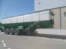 used Leciñena tanker semi-trailer