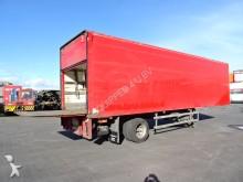 Netam City-box, BPW, achtersluitende klep semi-trailer