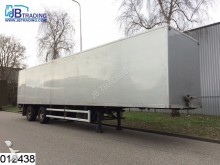 Floor gesloten bak semi-trailer