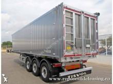 used Tisvol tipper semi-trailer