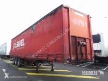used Metaco tautliner semi-trailer