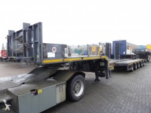 Floor FLUSDO-18-45F2 EXTENDABLE 2STEERAXL semi-trailer