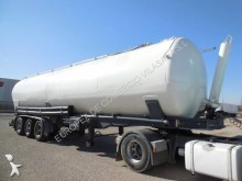 used Indox powder tanker semi-trailer