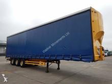 Krone 45FT CURTAINSIDE TRAILER - 2002 - C132809 semi-trailer