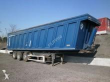 used Alkom tipper semi-trailer